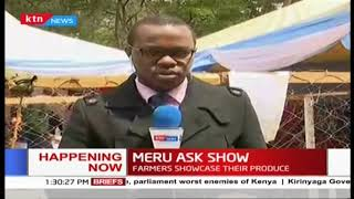Agricultural Show underway in Meru County
