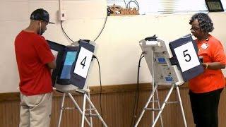 America's history of voting