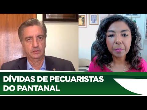 Dagoberto Nogueira quer facilitar pagamento de dívidas de pecuaristas do Pantanal - 04/12/2020