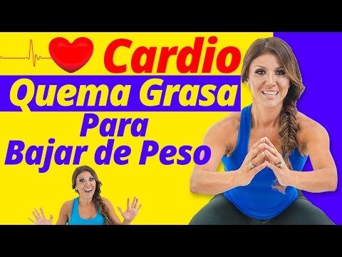 El vídeo de los ejercicios con las pesas para el adelgazamiento de las manos