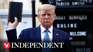 Film do artykułu: Donald Trump zapowiedxział...