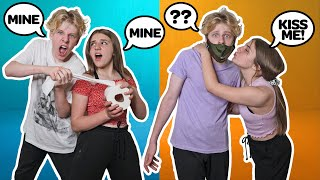 Different Types of GIRLFRIENDS during Quarantine **Relatable Couples** 😷❤️| Piper Rockelle