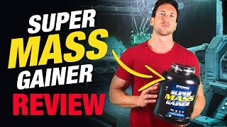 Dymatize Super Mass Gainer (My Complete No BS Review)