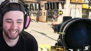 JEV PLAYS CALL OF DUTY MOBILE