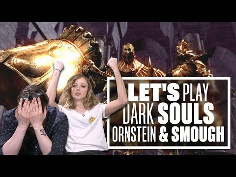 Let's Play Dark Souls Episode 13: OH GOD SOMEBODY HELP US
