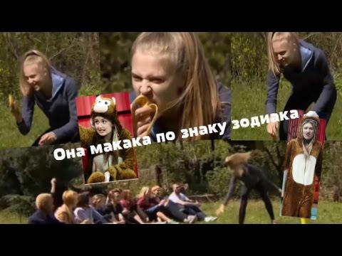 Она макака по знаку зодиака   Ленинград - Обезьяна и Орёл   Алина Миляева СМПУ-3