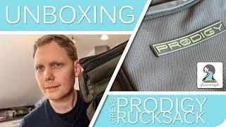 Greys Prodigy Rucksack (Ideal für Kurzansitze und stalken) - UNBOXING l Tackle Clip l 2018
