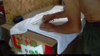 preview picture of video 'Estampado de remeras santa fe.mp4'