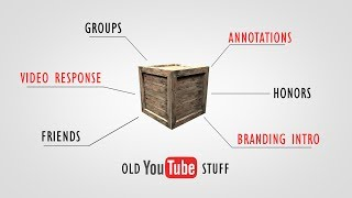 10 Long Gone YouTube Features
