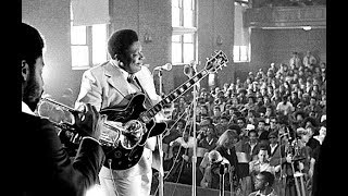 BB King's best performance 1973