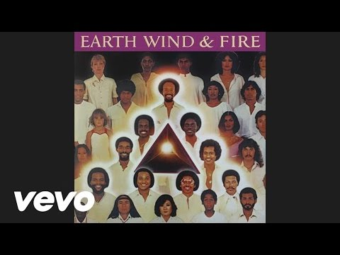 Earth, Wind & Fire - Pride (Audio)