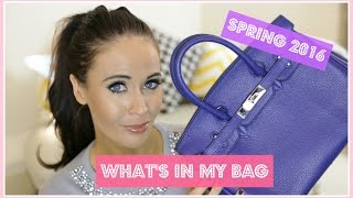What's In My bag feat Caty 12