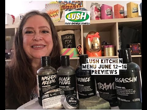 Lush Kitchen June 12-16 | Lush Encyclopedia Blog