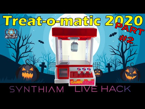 Treat-O-Matic 2020 Live Hack Part #2