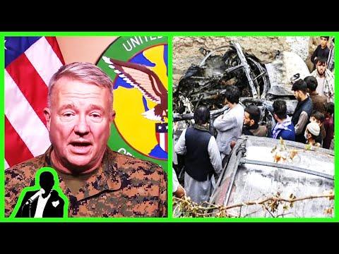 General ADMITS US Drone Strike Killed Children