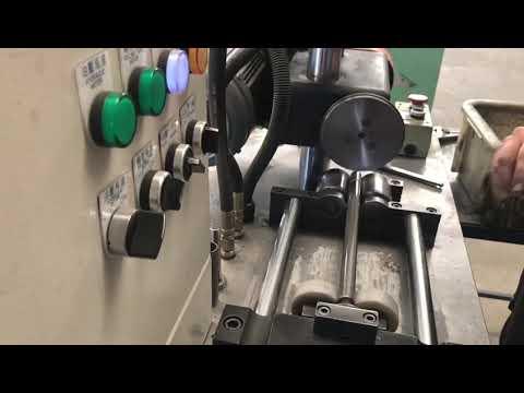 TD-42815 Tube grooving machine gas spring gas lift,ube rolling machine, tube shrinking machine, groove wheel machine, wheel convex machine, pipe cutting machine, wheel cutting machine