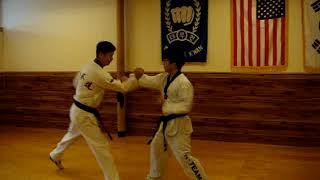 3 – Middle Yellow Belt