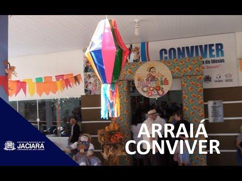 FESTA JUNINA CONVIVER