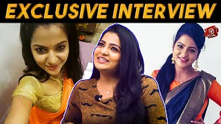 """Glamour Role Ku Worth Illa"" - VJ Chitra Opens Up! 