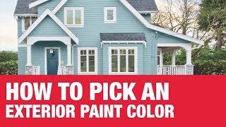 Choosing Exterior Paint Color - Ace Hardware