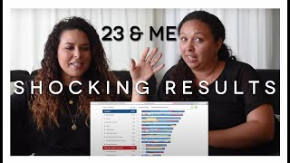 Shocking DNA Results | 23&Me | Tahiti Rey