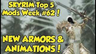 Skyrim Top 50 Mods of the Year! *SPECIAL EPISODE* Part 2 (Xbox One