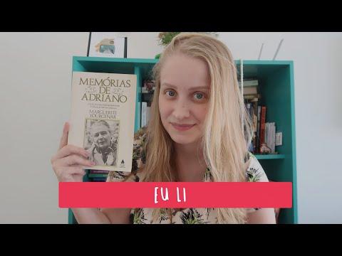 MEMÓRIAS DE ADRIANO | Livros e mais #319