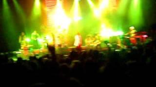 Faithless - Crazy Bal'heads live at Caribana Festival 11.06.2010