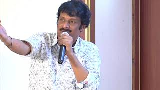 Uttej Speech | Mayukha Talkies 3rd Batch Certificates Presentation | Actor Utej