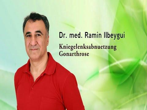 Behandlung von Gelenken mit Stammzellen