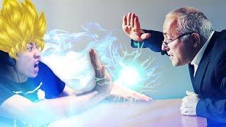 用13種超能力幹掉你老闆!: Whack Your Boss With SUPERPOWER [發洩Game]