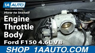 Easily Replace Your Throttle Body Actuator