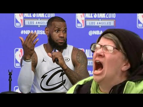 LeBron James and His SJW NBA Friends Are Hypocrites