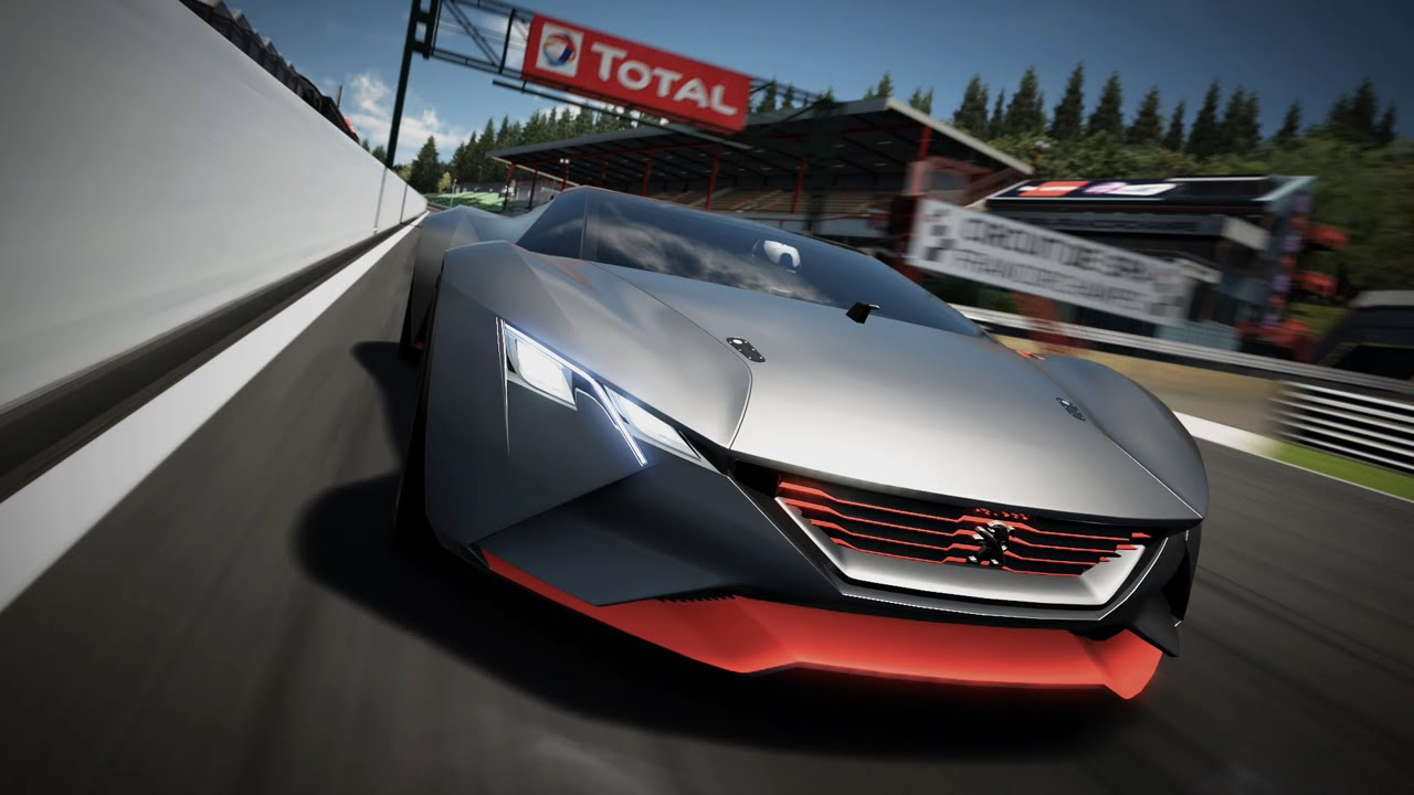 Peugeot Vision Gran Turismo hits GT6, GT Academy qualifying enters final round