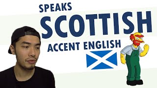 Learn How Groundskeeper Willie Speaks Scottish English!