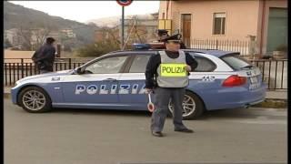 Tortorici, il saluto dell'ispettore Enzo Saporito