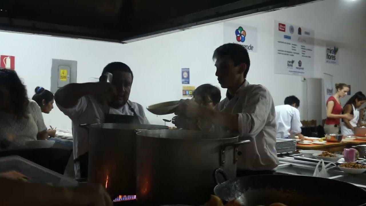 Discosopa: La fiesta que busca acabar con el hambre en Perú