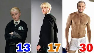 Draco Malfoy Transformation 2018   From 1 To 30 Years Old