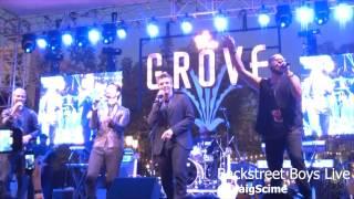 Backstreet Boys - Breathe - LIVE from the Grove - Full Song