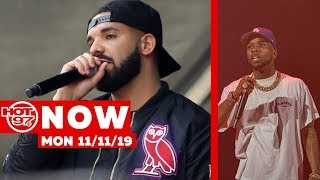 Drake Gets Booed Off Stage + Tory Lanez Scuffle + Trina Goes Off On Racist