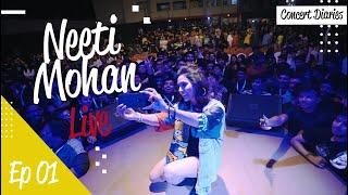 Neeti Mohan | Concert Diaries | Episode 01 | Mumbai