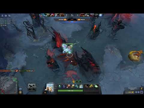 Dread's stream | Dota 2 - Doom / Oracle | 11.10.2018
