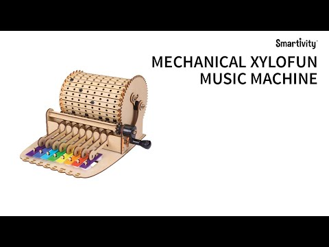 Youtube Video for Music Machine - Build your own STEM set
