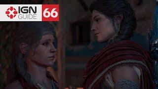 Assassin's Creed Odyssey Walkthrough - A-Musing Tale (Part 66)