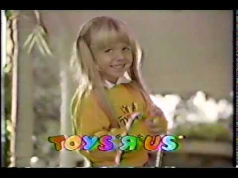 Toys R Us 1982 Commercial