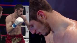 Евгений Никитин — Абдусупьян Абдулмеджидев | Мастерская тайского бокса
