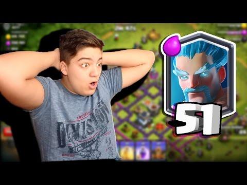 Video Ice Wizard u Clash Of Clans-u !!!!
