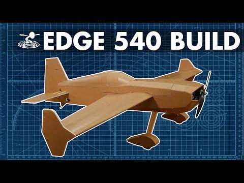 Flite Test Edge 540 Aerobatic Electric Airplane