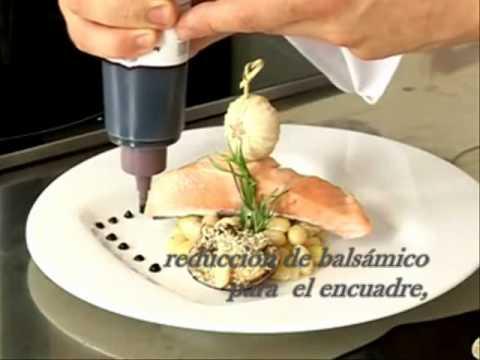 Tres presentaciones para un plato principal.wmv