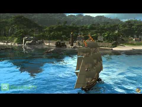 Trailer de Port Royale 3 Pirates and Merchants